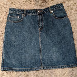 APC Standard Denim Skirt
